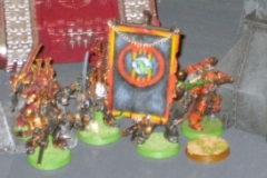 World Eaters Chaos Marines