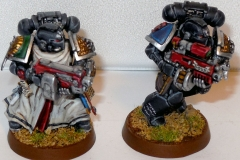 Deathwatch Space Marines