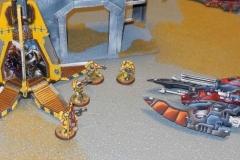 Imperial Fists & Eldar