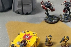 Imperial Fists & Eldar