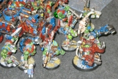 Imperial Fists & Orks