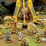 Imperial Fists Space Marines