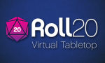 Roll20 VTT logo