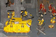 Imperial Fists & World Eaters