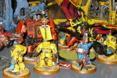 Imperial Fists & Chaos Marines