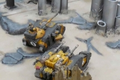 Emperor's Children vs Imperial Fists