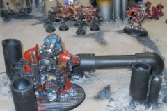 Mechanicum vs WordBearers