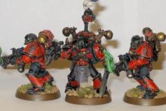 Red Corsairs Chaos Marines