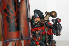 Red Corsairs Chaos Marines