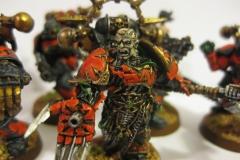 Huron Blackheart, Tyrant of Badab