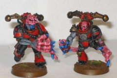 Possessed Chaos Marines