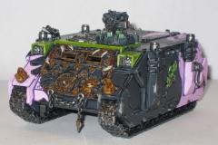 Emperor's Children Chaos Marine Rhino